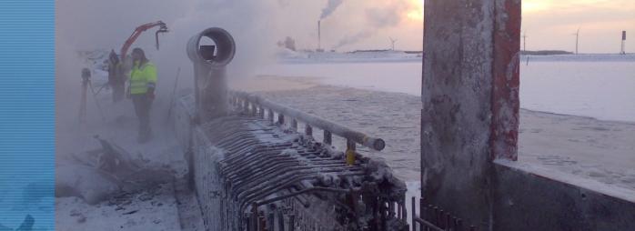 Jäänlujaa arktista osaamista